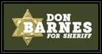 Don Barnes for Sheriff